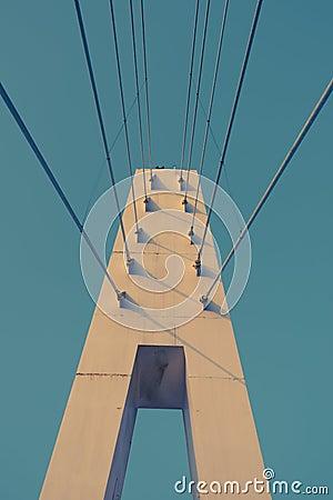 Free Lovers Bridge In Danshui Fishermans Wharf Royalty Free Stock Images - 37216779