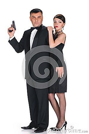 Lovers gangsters