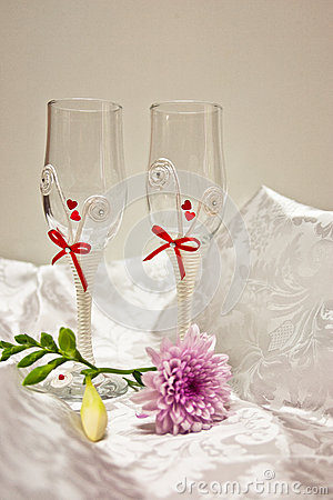Lovers glasses