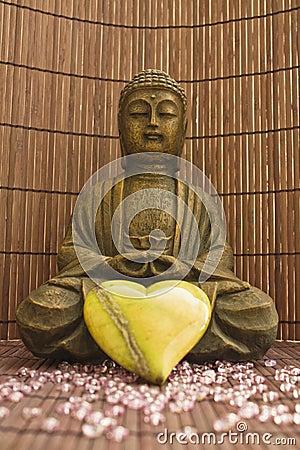 Free Loving Buddha 02 Stock Photography - 18019432