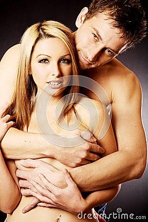 Free Loving Couple Stock Photos - 12941143