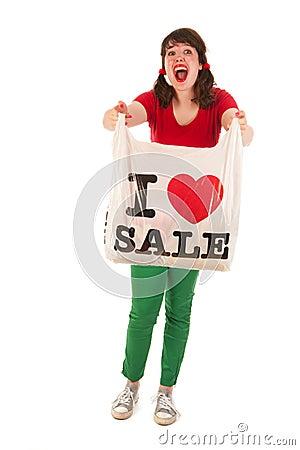 Loving sales
