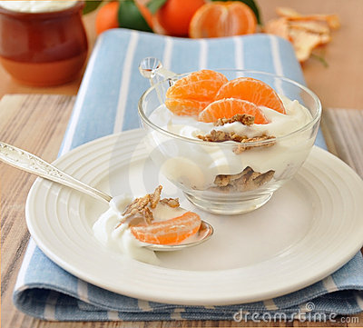 Free Low Calorie Breakfast Stock Photography - 20010612