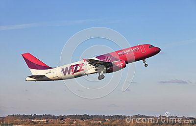 Low cost airlines Editorial Photo