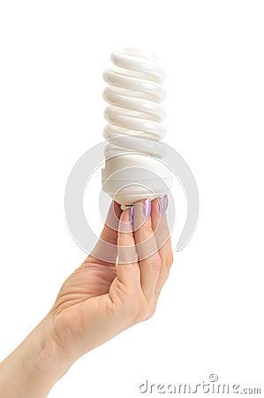 Low-energy bulb