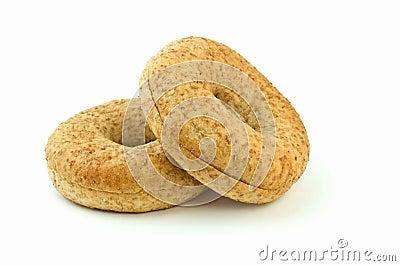 Low fat bagels
