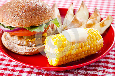 Low Fat Summer Picnic