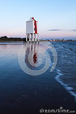 Low Lighthouse Burnham-on-sea