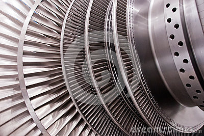 Low pressure steam turbine rotor