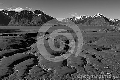 Low tide on the Turnagain Arm
