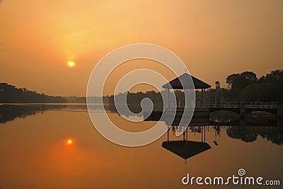 Lower Pierce Reservoir 1