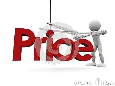 Lowering price