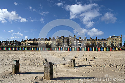 Lowestoft Beach, Suffolk, England