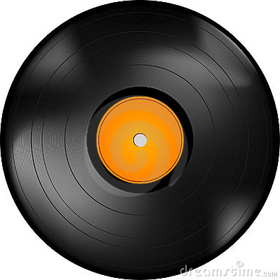 Free LP Record Stock Images - 8080234