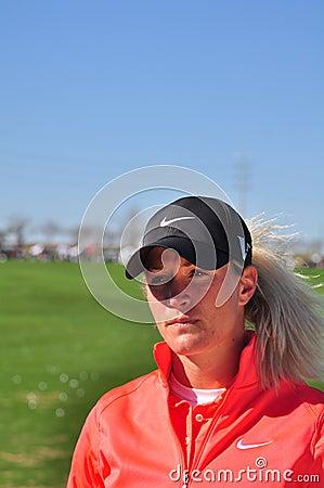 LPGA Star Editorial Photography