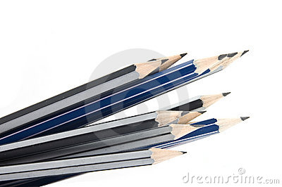 Lápices del grafito