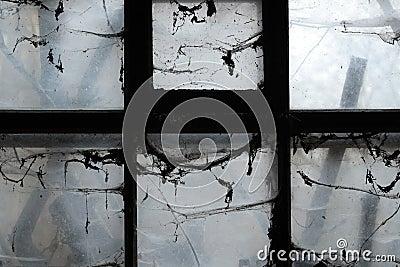 Läskigt fönster