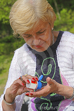 Ältere Medikation