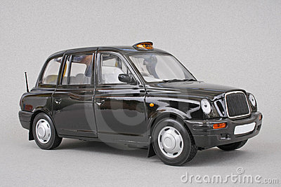 LTI London Taxi Cab 1998
