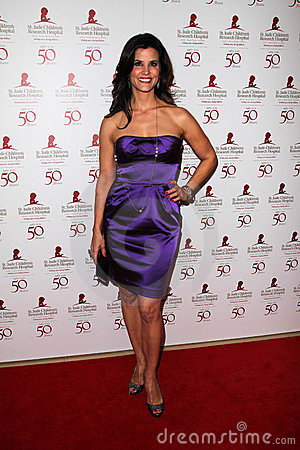 Lu Parker at the St. Jude Children s Research Hospital 50th Anniversary Gala, Beverly Hilton, Beverly Hills, CA 01-07-12 Editorial Stock Image