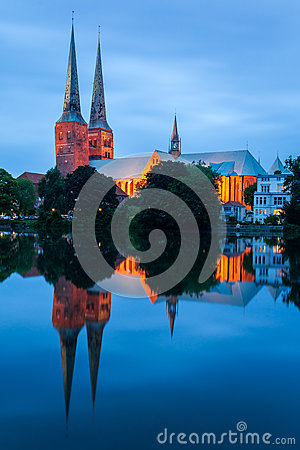 Lubeck Cathedral, Germany