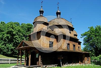 Lublin, Poland: 1759 St. Nicolas Church