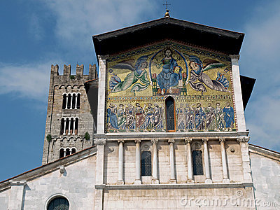 Lucca - San Frediano Church