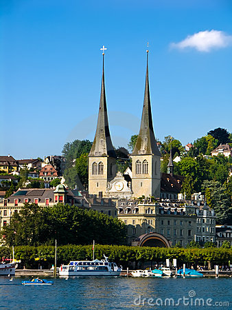 Free Lucerne/Luzern In Switzerland Royalty Free Stock Photos - 6435058