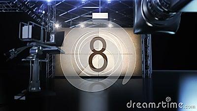 Luces, cámaras, proyectores, proyectores, cuenta descendiente, película, televisión, evento, cinematografía, Hollywood, premier,