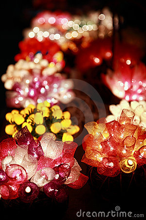 Luces decorativas