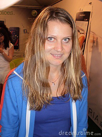 Lucie Safarova Editorial Stock Photo - Image: 23525953