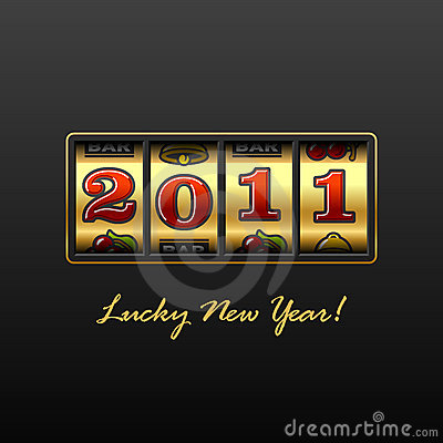 Lucky New Year!