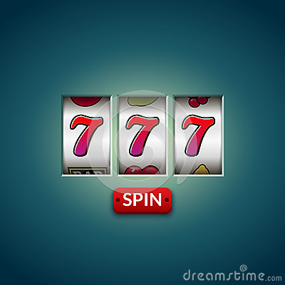 Free Lucky Seven 777 Slot Machine. Casino Vegas Game. Gambling Fortune Chance. Win Jackpot Money Royalty Free Stock Image - 92727846