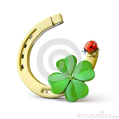 Free Lucky Symbols Stock Photos - 26860513