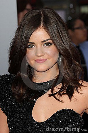 Lucy Hale Editorial Image