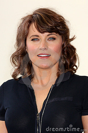 Lucy Lawless Editorial Photo