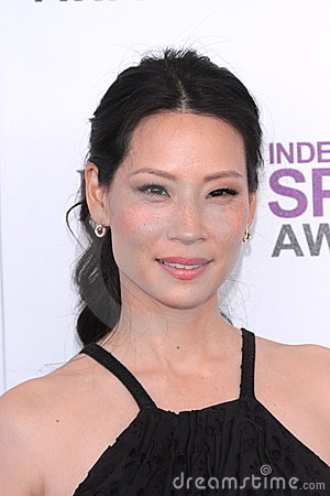 Lucy Liu Editorial Stock Image