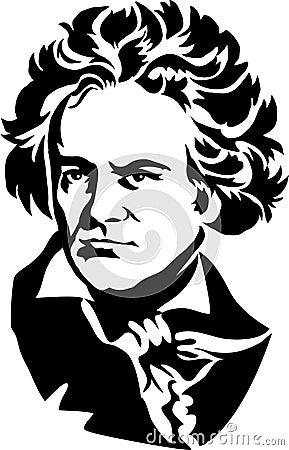 Free Ludwig Van Beethoven/eps Stock Photos - 3966843