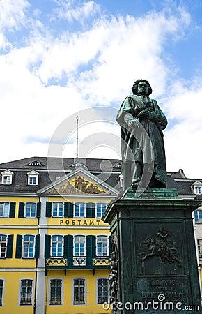 Ludwig van Beethoven Monument
