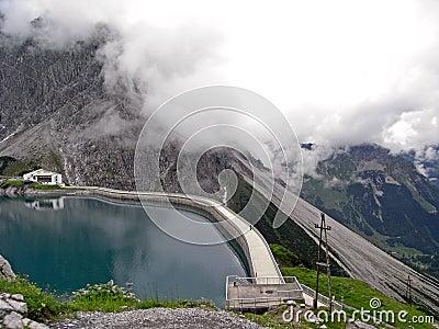 Luenersee Mountain Lake2