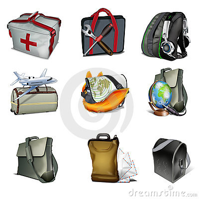 Free Luggage Royalty Free Stock Photography - 7241177
