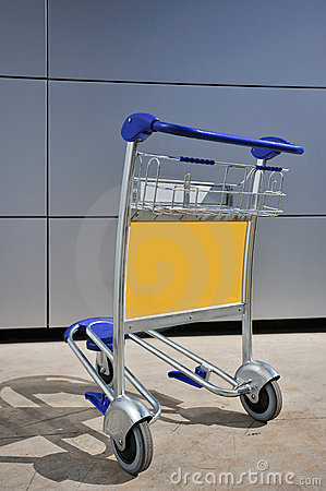 Luggage Carrier or Trolley