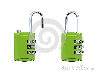 Luggage Lock