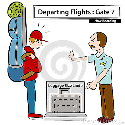 Luggage Size Limits