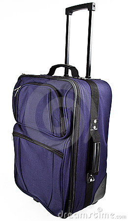 Luggage Suitcase Bag with Pull Handle