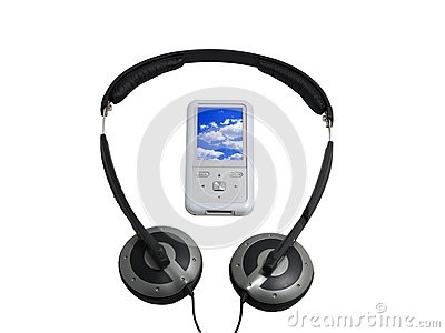 Luister aan de muziek