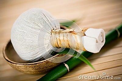 Luk Pra Kob massage stamp