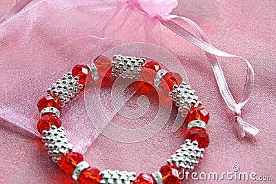 Luksusowa bogata jewellery bransoletka