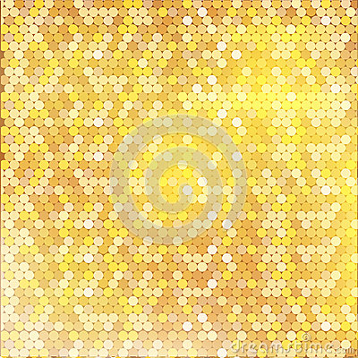 Luksusowy złoty wzór z mieszaną małą punkt teksturą