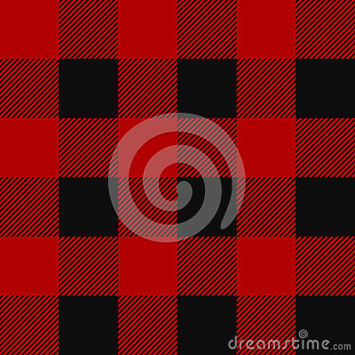 Free Lumberjack Plaid Pattern Stock Images - 89777564